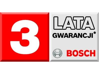 Gwarancja Bosch