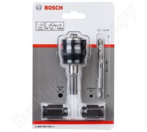 Bosch Adapter Power-Change Uchwyt sześciokątny 9,5 mm (3/8) 2608599010