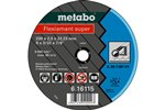 Metabo Flexiamant super 180x2,0x22,23 stal, TF 41 616111000