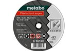 Metabo Flexiamant super 125x2,5x22,23 aluminium, TF 41 616752000