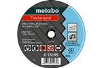 Metabo Flexiarapid 115x1,6x22,23 Inox, TF 41 616181000