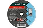 Metabo Novorapid 115 x 1,0 x 22,23 Inox, TF 41 616270000
