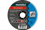 Metabo Novorapid 125 x 1,0 x 22,23 mm, stal, TF 41 616506000