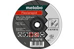 Metabo Flexiarapid 125 x 1,0 x 22,23 mm, aluminium, TF 41 616513000