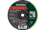 Metabo Flexiamant super 125x6,0x22,23 kamień, SF 27 616731000