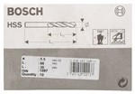 Bosch Wiertła do metalu HSS-R, DIN 338 5,6 x 57 x 93 mm 2608596579