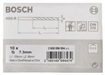 Bosch Wiertła do metalu HSS-R, DIN 338 7,3 x 69 x 109 mm 2608596594