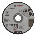 Bosch Tarcza tnąca prosta Expert for Inox – Rapido AS 60 T INOX BF, 125 mm, 1,0 mm 2608600549