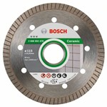 Bosch Diamentowa tarcza tnąca Best for Ceramic Extra-Clean Turbo 115 x 22,23 x 1,4 x 7 mm 2608602478