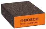 Bosch Gąbka szlifierska Best for Flat and Edge 68 x 97 x 27 mm, średnia 2608608225
