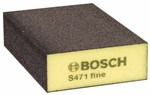 Bosch Gąbka szlifierska Best for Flat and Edge 68 x 97 x 27 mm, drobna 2608608226