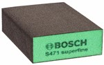 Bosch Gąbka szlifierska Best for Flat and Edge 68 x 97 x 27 mm, bardzo drobna 2608608228