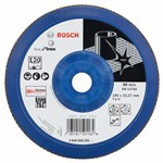 Bosch Listkowa tarcza szlifierska X581, Best for Inox 180 mm, 22,23 mm, 120 2608608295