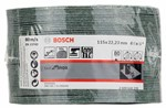 Bosch Fibrowa tarcza szlifierska R584, Best for Inox 115 mm, 22,23 mm, 80 2608608298