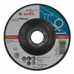 Bosch Tarcza tnąca wygięta Expert for Metal AS 30 S BF, 125 mm, 3,0 mm 2608603402