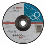 Bosch Tarcza tnąca wygięta Expert for Metal – Rapido AS 46 T BF, 180 mm, 1,6 mm 2608603403