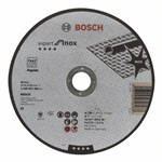 Bosch Tarcza tnąca prosta Expert for Inox – Rapido AS 46 T INOX BF, 180 mm, 1,6 mm 2608603406