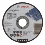 Bosch Tarcza tnąca prosta Best for Metal – Rapido A 60 W BF, 115 mm, 1,0 mm 2608603512