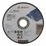 Bosch Tarcza tnąca prosta Best for Metal – Rapido A 60 W BF, 125 mm, 1,0 mm 2608603514