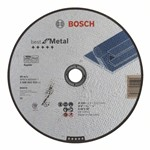 Bosch Tarcza tnąca prosta Best for Metal – Rapido A 46 V BF, 230 mm, 1,9 mm 2608603522