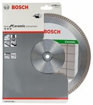 Bosch Diamentowa tarcza tnąca Best for Ceramic Extra-Clean Turbo 230 x 25,40 x 1,8 x 7 mm 2608603600