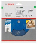 Bosch Tarcza pilarska Expert for Wood 120 x 20 x 1,8 mm, 12 2608644003