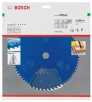 Bosch Tarcza pilarska Expert for Wood 235 x 30 x 2,8 mm, 56 2608644066