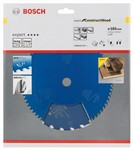 Bosch Tarcza pilarska Expert for Construct Wood 165 x 20 x 2,0 mm, 24 2608644137