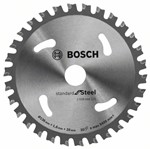 Bosch Tarcza pilarska Standard for Steel 136 x 20 x 1.6 mm, 30 2608644225