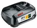 Bosch do Li-Ion 18 V PBA 18 V / 2,5 Ah W-B 1600A005B0