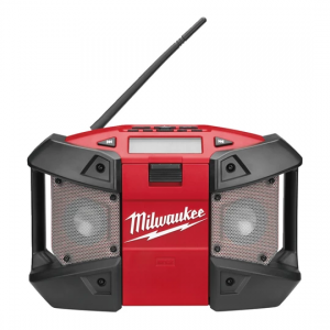 Milwaukee C12JSR-0 Radio na baterie 4933416365