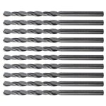 Top Tools Wiertła do metalu HSS, 4.0 mm, 10 szt. 60H440