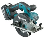 Makita Przecinarka do metalu 150mm 18V (5,0Ah) DCS551RTJ