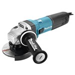 Makita Szlifierka kątowa (125mm 1400W antirestart hamulec) GA5041C01