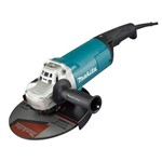 Makita Szlifierka kątowa (230mm 2200W antirestart) GA9061R
