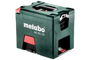 Metabo Odkurzacz akumulatorowy AS 18 L PC 602021000