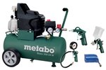 Metabo Sprężarka Basic 250-24 W Set 690836000