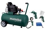 Metabo Sprężarka Basic Basic 250-50 W Set 690866000