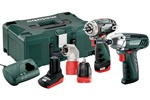Metabo Combo Set 2.1 10.8 V Quick Pro BS Quick + SSD 685053000