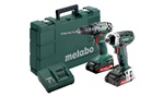 Metabo Combo Set 2.1.7 18 V BS 18 + SSD 18 LTX 200 685080000