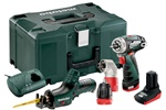 Metabo Combo Set 2.2 10.8 V Quick Pro BS Quick + ASE 685054000