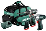 Metabo Combo Set 2.3 10.8 V BS+SSD 685055000
