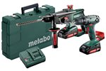 Metabo Combo Set 2.3.2 18 V BS 18 + KHA 18 LTX 685083000