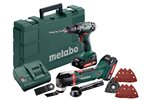 Metabo Combo Set 2.6.1 18 V BS 18 + MT 18 LTX 685081000