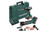 Metabo Combo Set 2.6.2 18 V SB 18 + MT 18 LTX 685088000