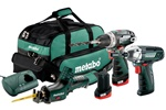 Metabo Combo Set 3.2 10.8 V BS+ASE+SSD 685057000