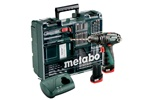 Metabo Akumulatorowa wiertarka udarowa PowerMaxx SB Basic Set 600385870