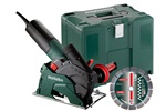 Metabo Szlifierka kątowa W 12-125 HD Set CED 600408500