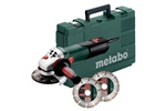 Metabo Szlifierki kątowe W 12-125 Quick Set 600398510
