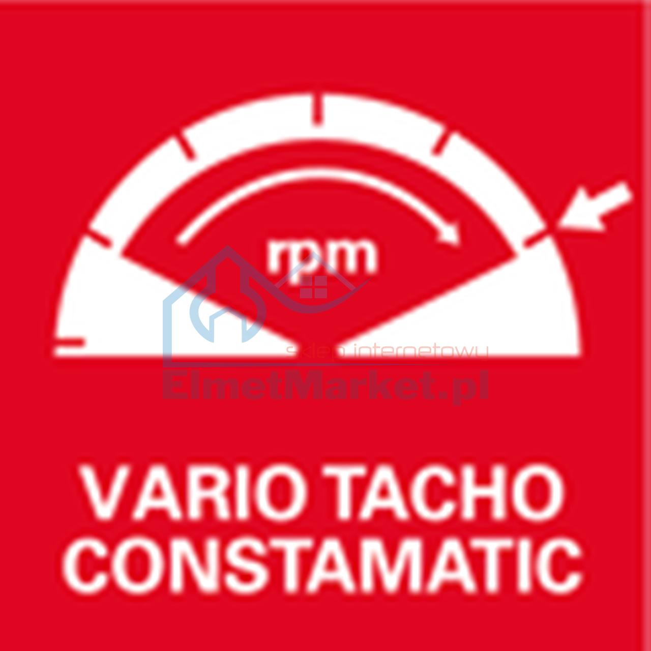 Vario-Tacho-Constamatic